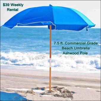 Beach Umbrella - Easy open