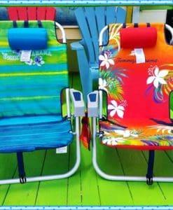 Designer Beach Chair 5 positions