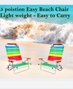Easy Carry Beach Chairs
