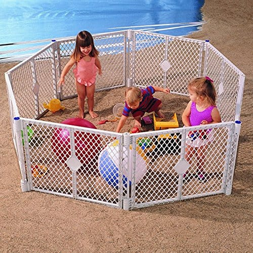 Superyard XT Gate Play Yard