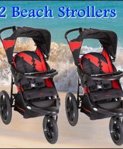 2beach strollers