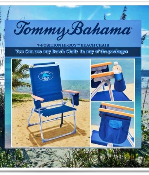 A Good One! Tommy Bahama 7 Position Hi Boy Beach Chair U2013 North Strand Beach  Service